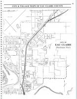 Map Image 024, Eau Claire County 1995